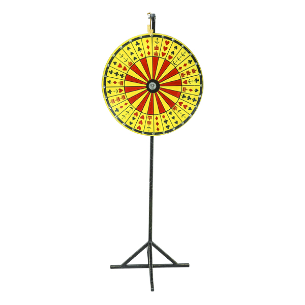 Crown And Anchor Wheel A Amp B Party Amp Tent Rental