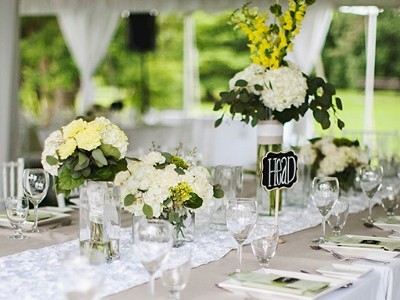 Outdoor Wedding Tips for a DIY Bride