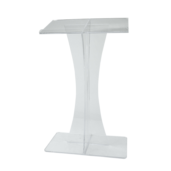 acrylic-podium