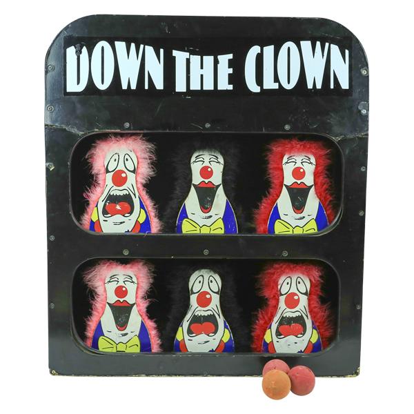 down-the-clown
